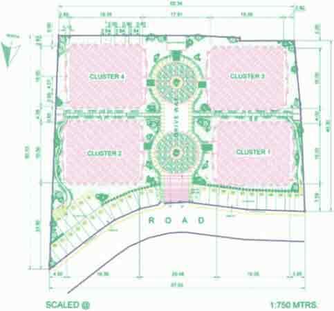 Woodhills Residences - Site Development Plan
