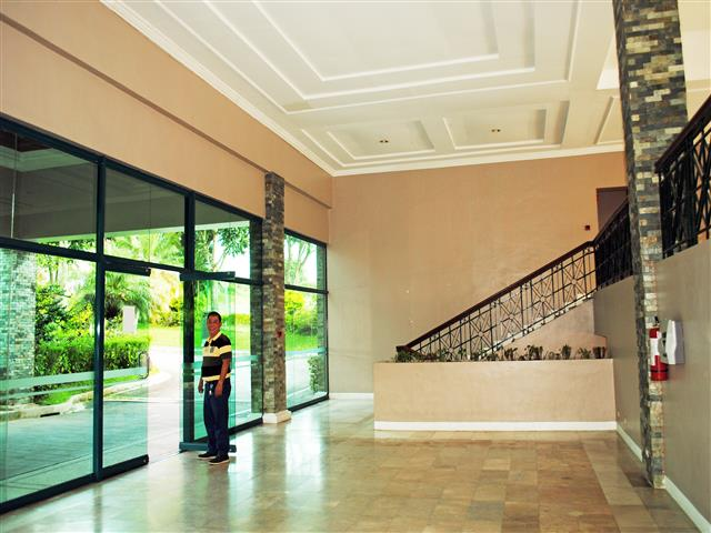 Woodhills Residences - Clubhouse Entrance