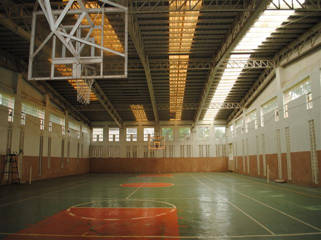 Woodhills Residences - Basketball Court