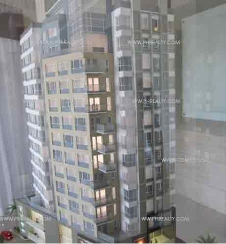 West Avenue Residences - Building Plan