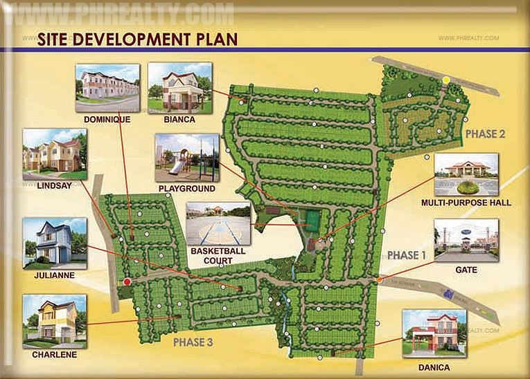 Vallejo Place - Site Development Plan