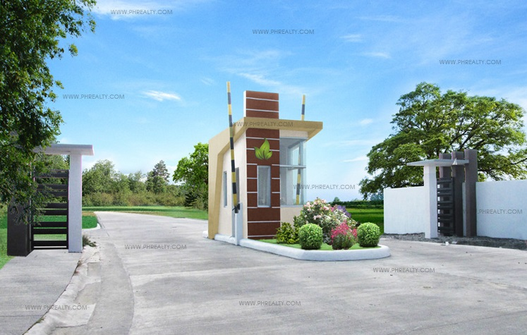 Parksville Residences At Parc Royal - Entrance Gate