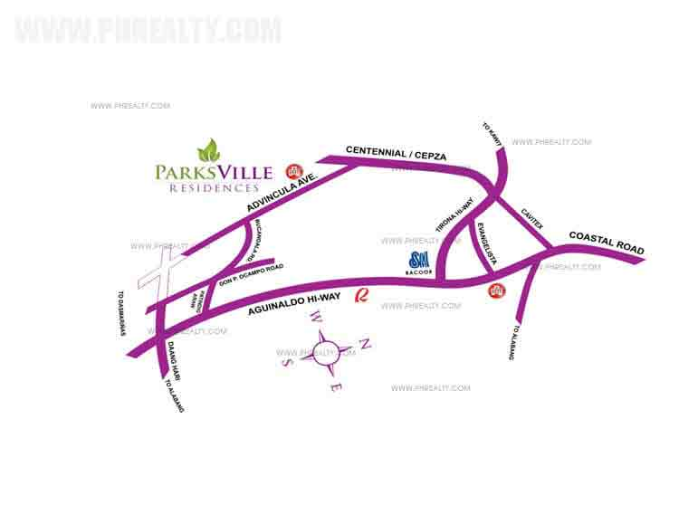 Parksville Residences At Parc Royal - Location & Vicinity