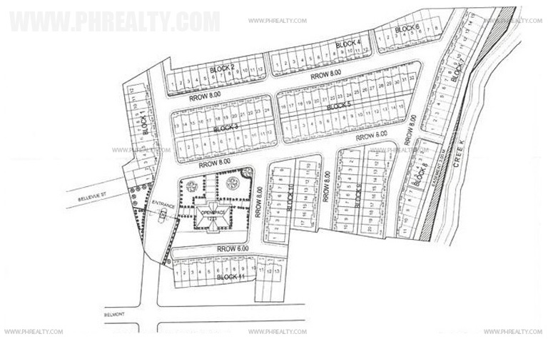 Grand Monaco Bellevue - Site Development Plan