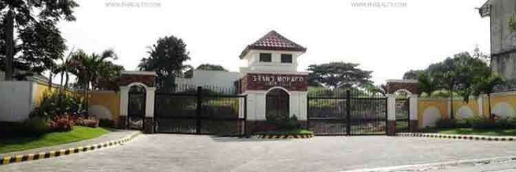 Grand monaco homes ii house lot in bagbag quezon city for Monaco homes