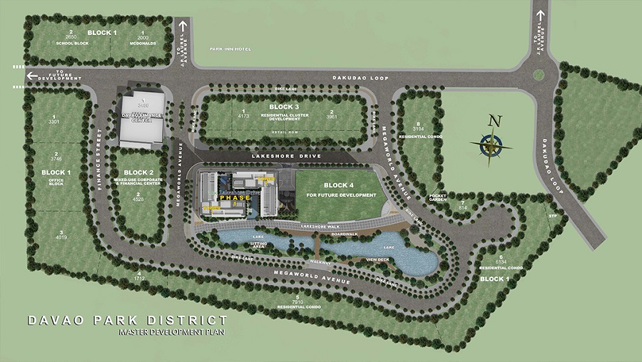 One Lakeshore Drive - Site Development Plan