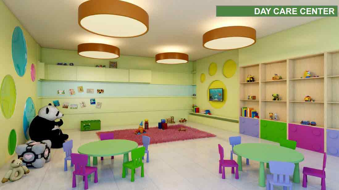 One Lakeshore Drive - Day Care Center