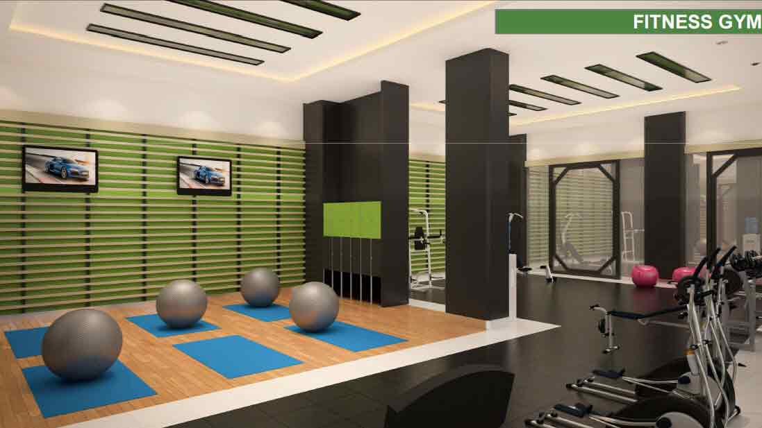 One Lakeshore Drive - Fitness Gym