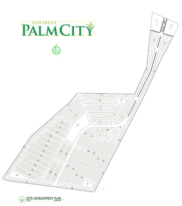 Suntrust Palm City - Site Development Plan
