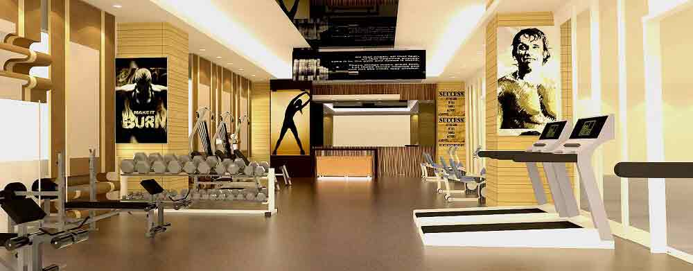 AMA Tower Residences - Gym