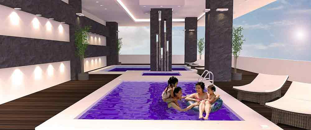 AMA Tower Residences - Pool