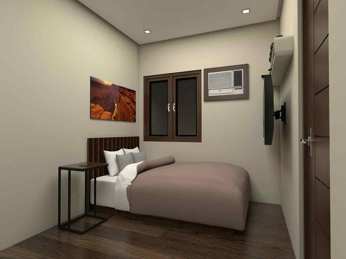 Verdant Teoville - Bedroom