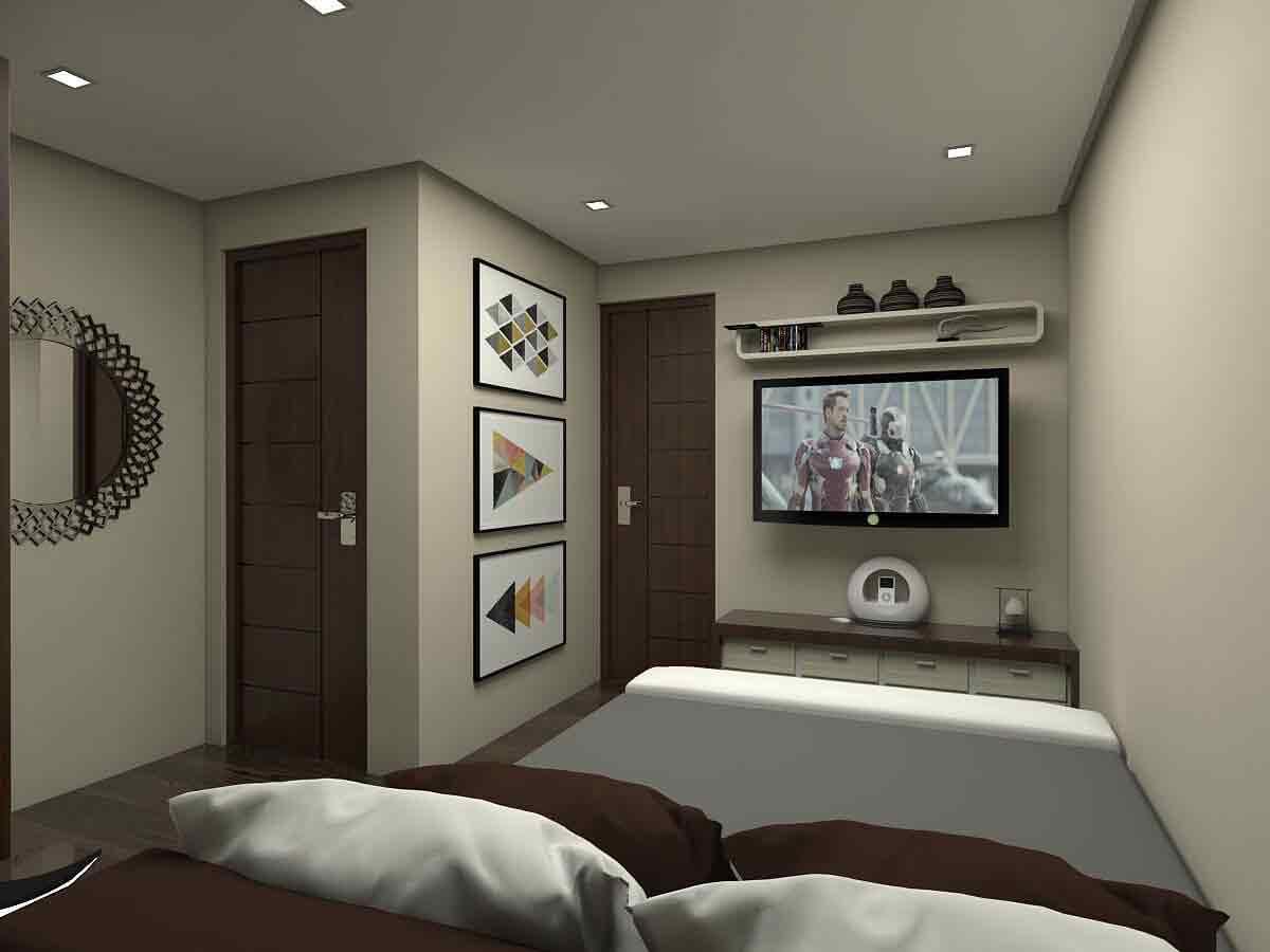 Verdant Teoville - Master Bedroom