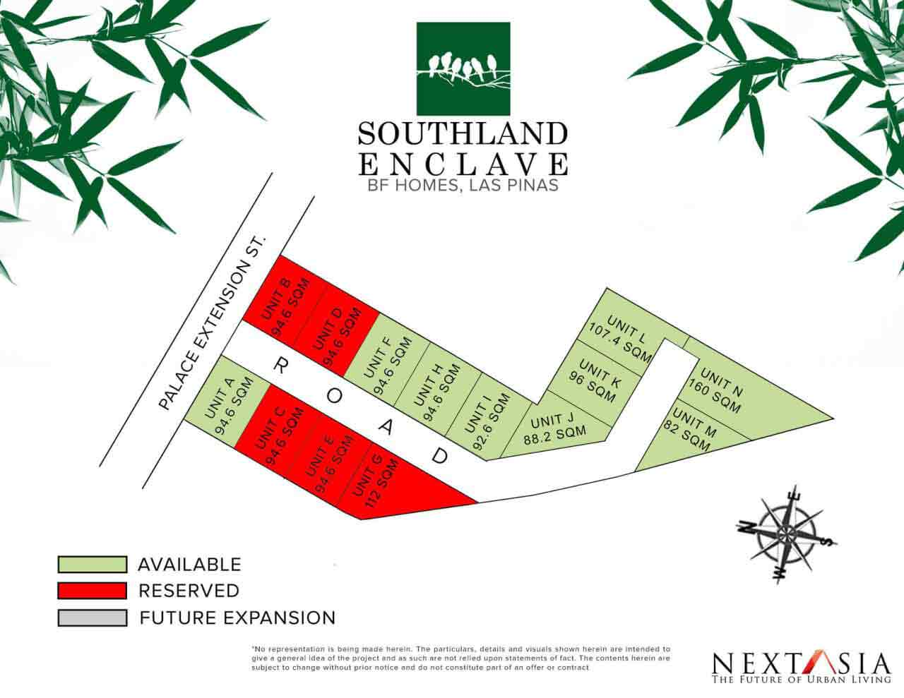 Southland Enclave - Site Development Plan