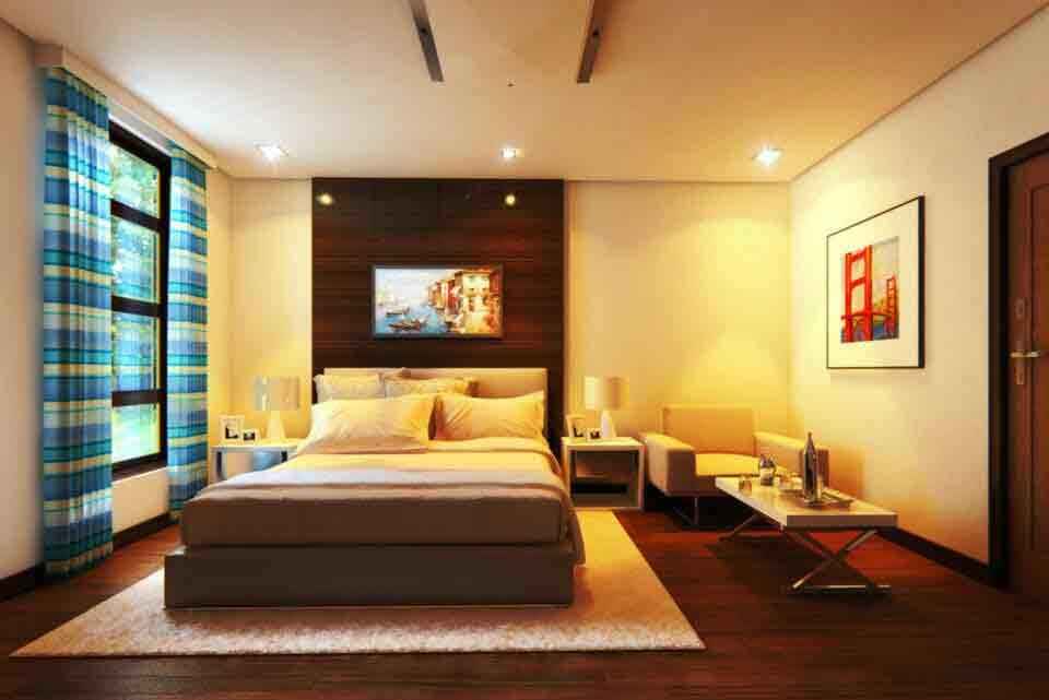 Rosal Residences - Bedroom