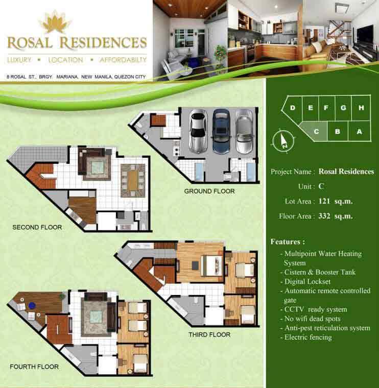 Rosal Residences - Unit C