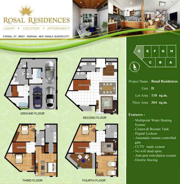 Rosal Residences - Unit D