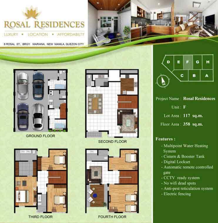 Rosal Residences - Unit F