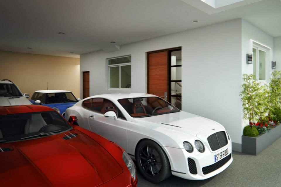 Rosal Residences - Garage