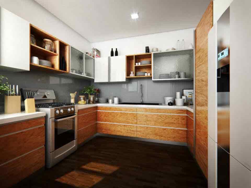 Rosal Residences - Kitchen