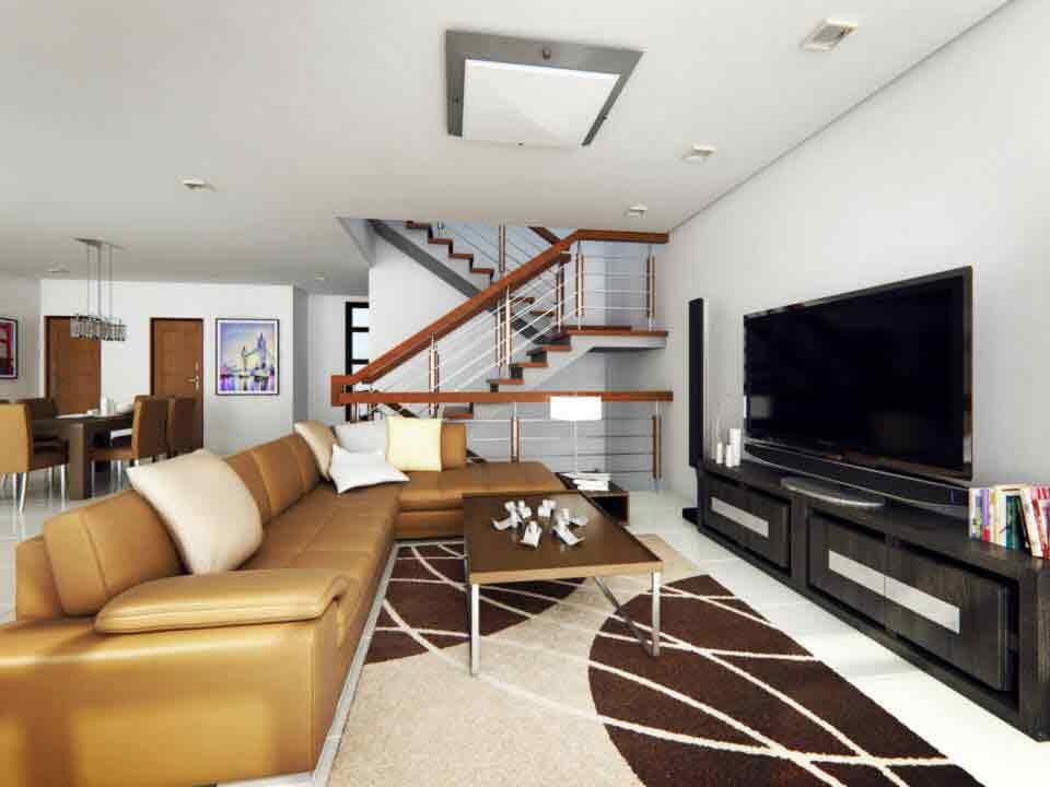 Rosal Residences - Living Area