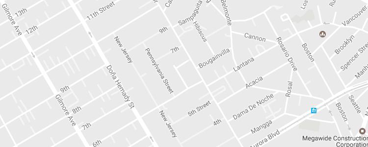 Rosal Residences - Location & Vicinity