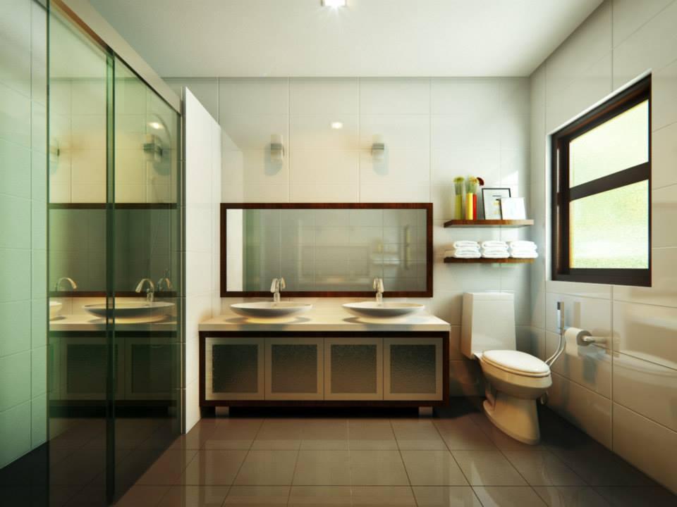 Rosal Residences - Toilet & Bathroom