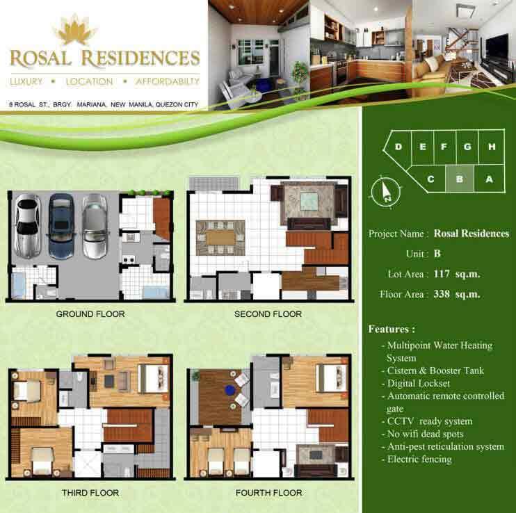 Rosal Residences - Unit B