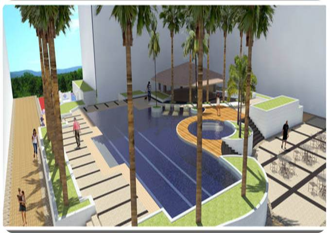 Ridgewood Towers - Kids Pool