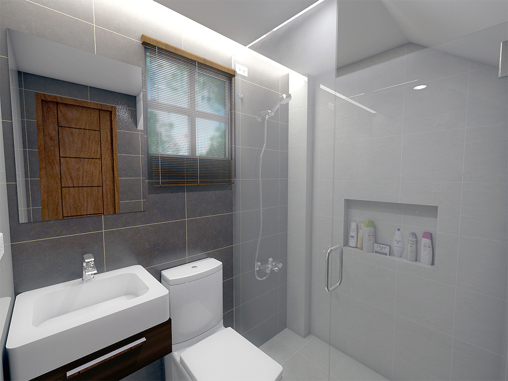Dream Crest Homes - Bathroom & Toilet