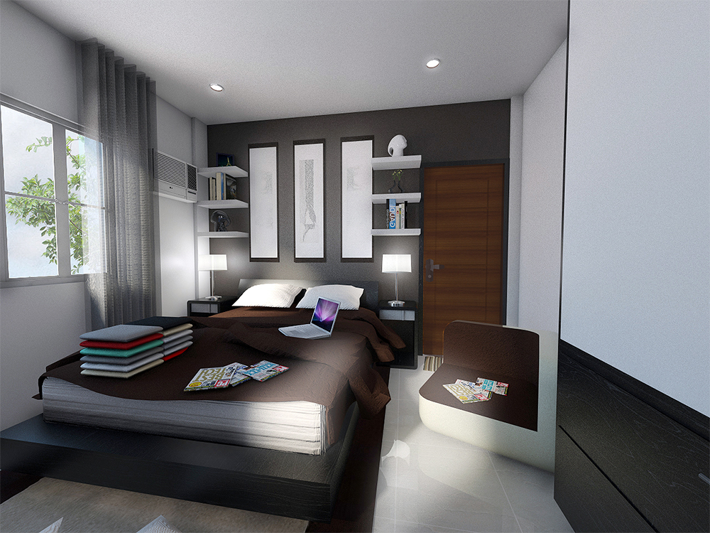 Dream Crest Homes - Bedroom