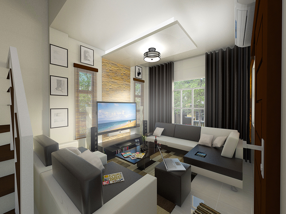 Dream Crest Homes - Living Area