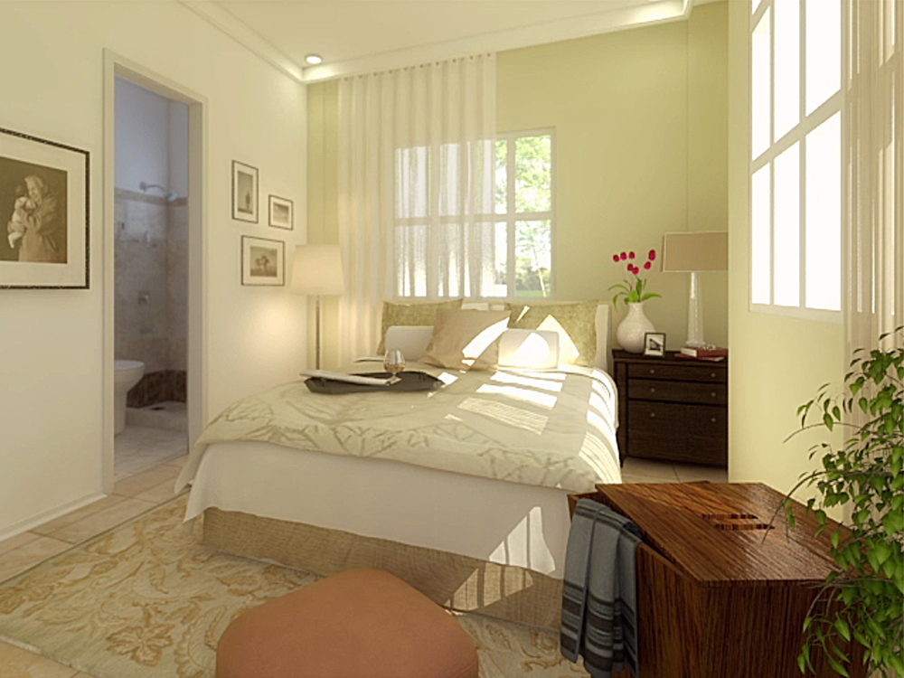 Woodlands Of Grand Royale - Bedroom