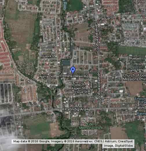 The Village At Treelane - Location