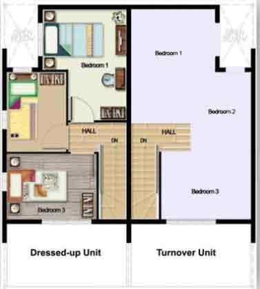 The Village At Treelane - Floor Plan