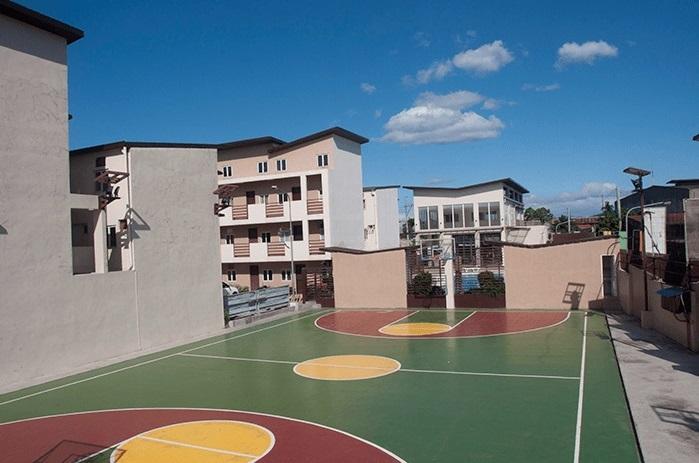 Buildersville - Basketball Court