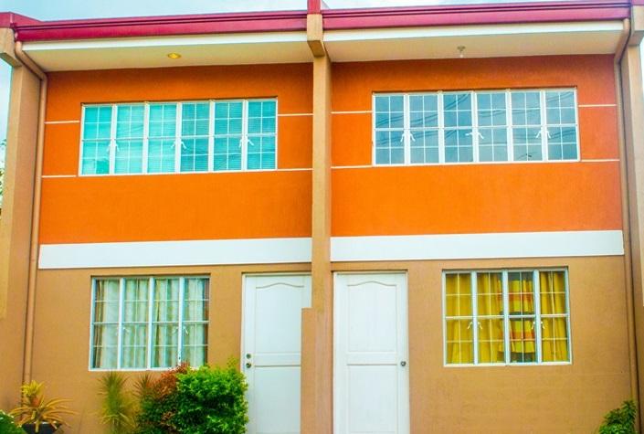Villa Annapolis Subdivision - Amber Townhouse
