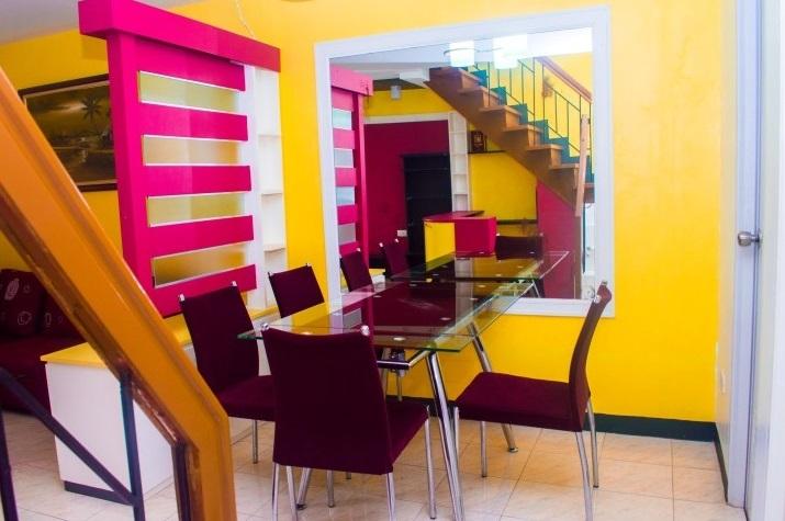 Villa Annapolis Subdivision - Dining Area