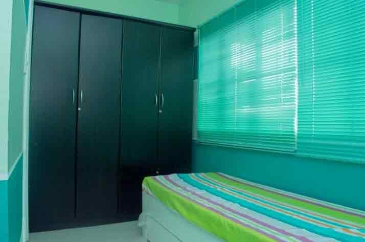 Villa Annapolis Subdivision - Kids Bedroom