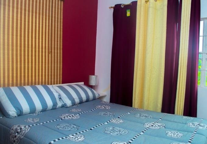 Villa Annapolis Subdivision - Master Bedroom