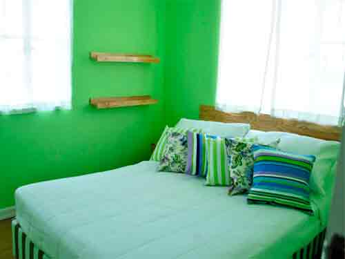 Holiday Homes - Bedroom