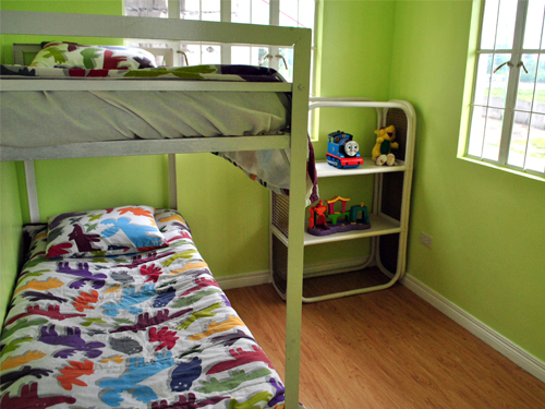 Holiday Homes - Kids Bedroom