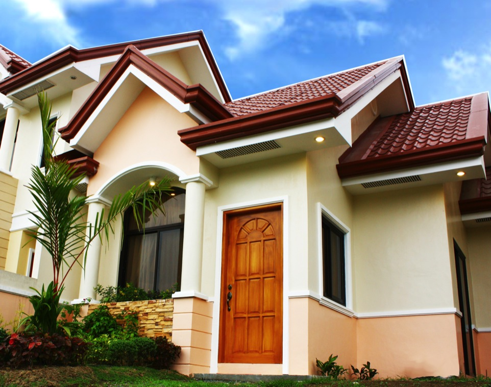 Dasmari as royale village house lot for sale in for Small house exterior design philippines