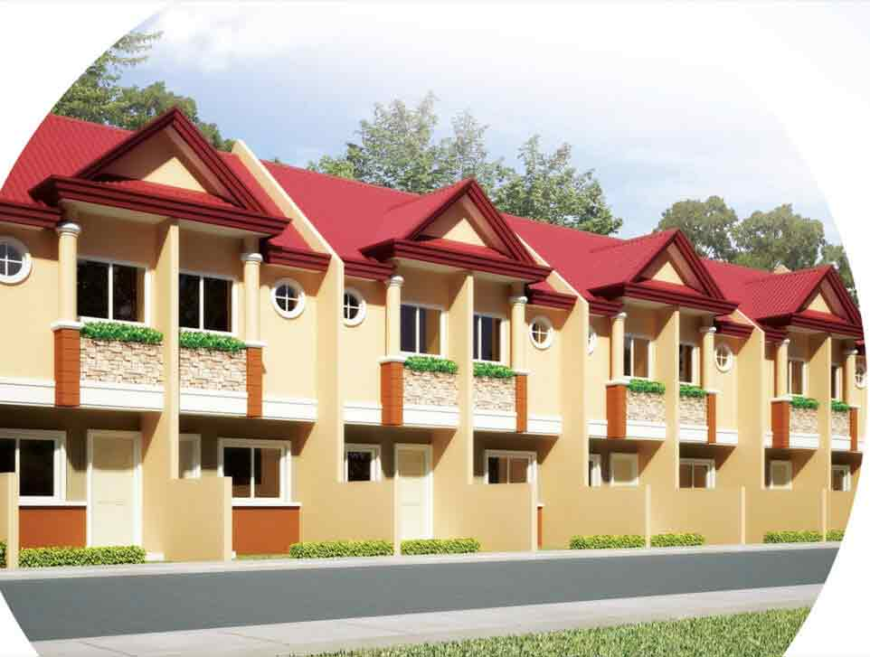 Dasmariñas Royale Village - Theresa Townhomes