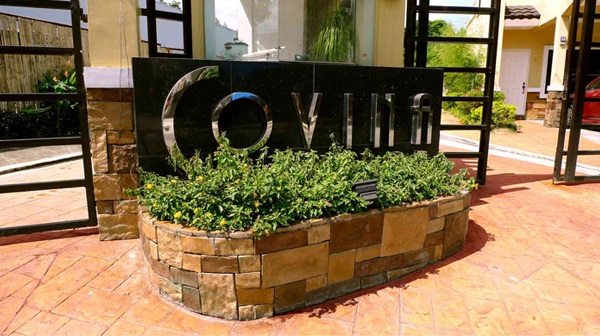 Covina Verde - Main Entrance Gate