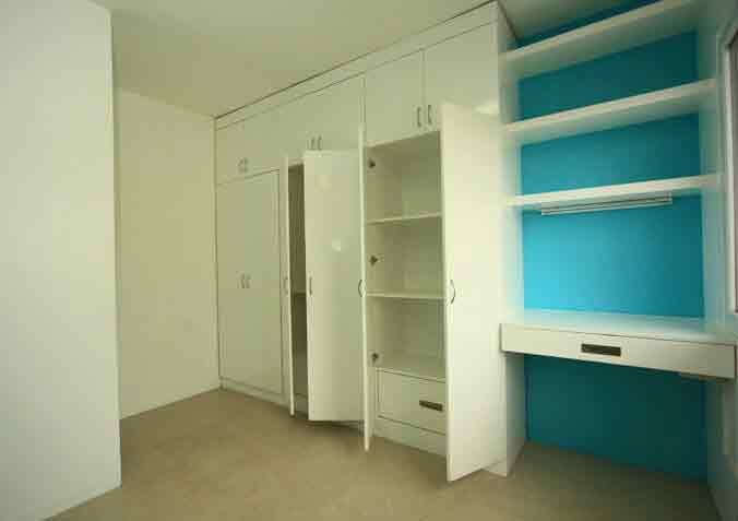 Neo Vista Homes - Bedroom Interior