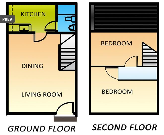 Neo Vista Homes - Floor Plan