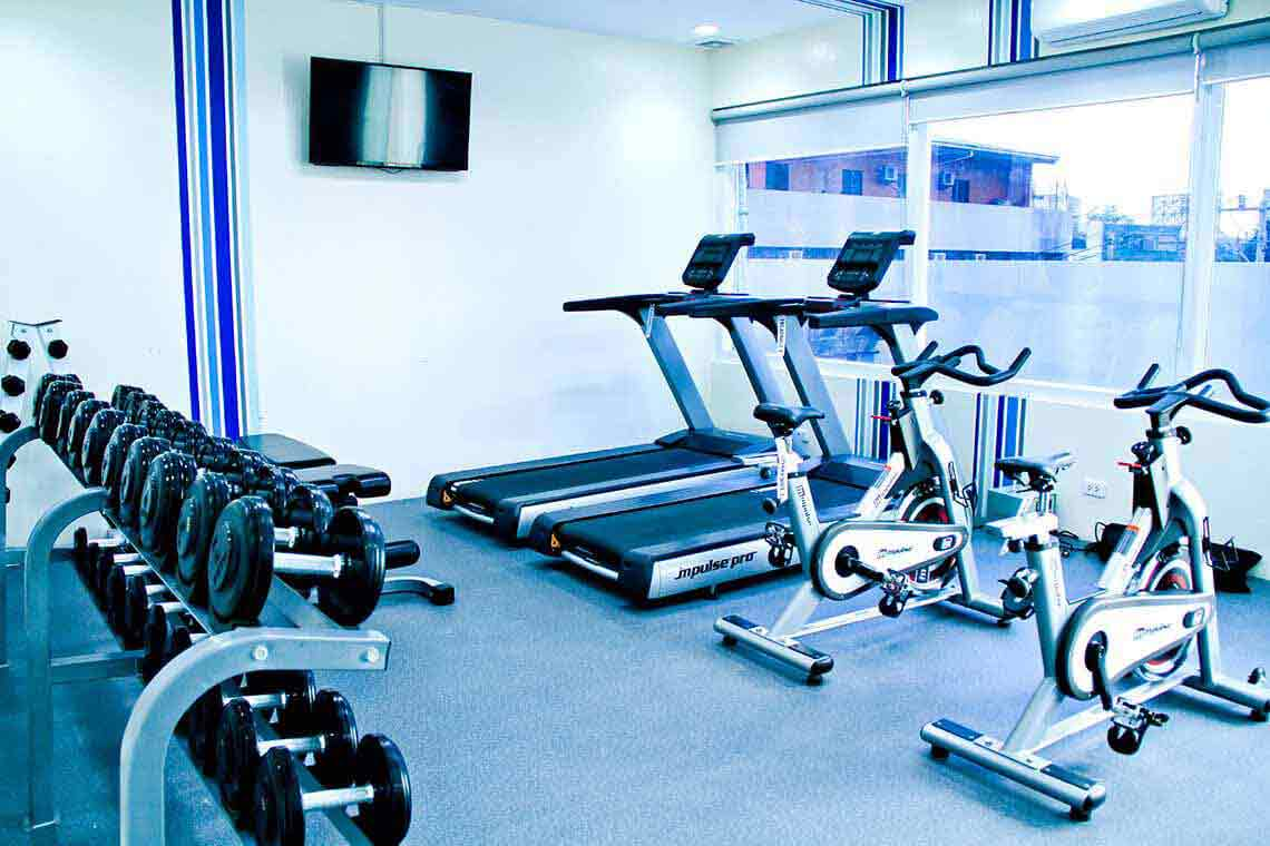 Forbes Hall - Fitness Gym