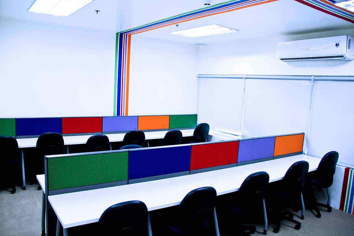Forbes Hall - Study Halls