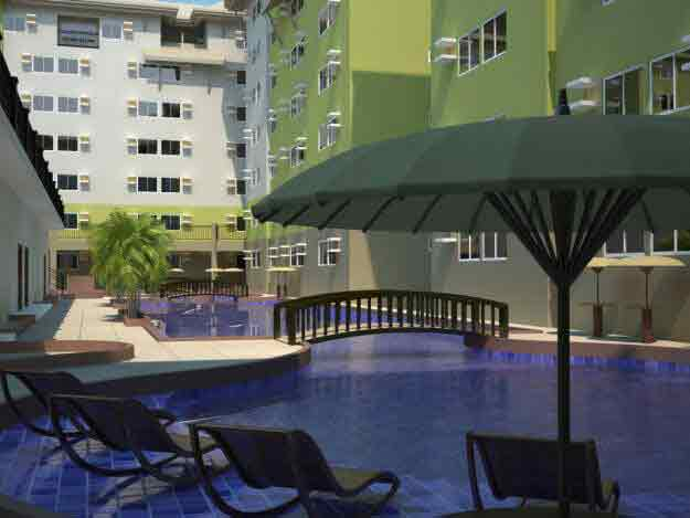 Centropolis Communities - Pool Deck